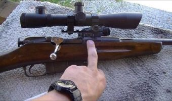 best scopes for mosin nagant